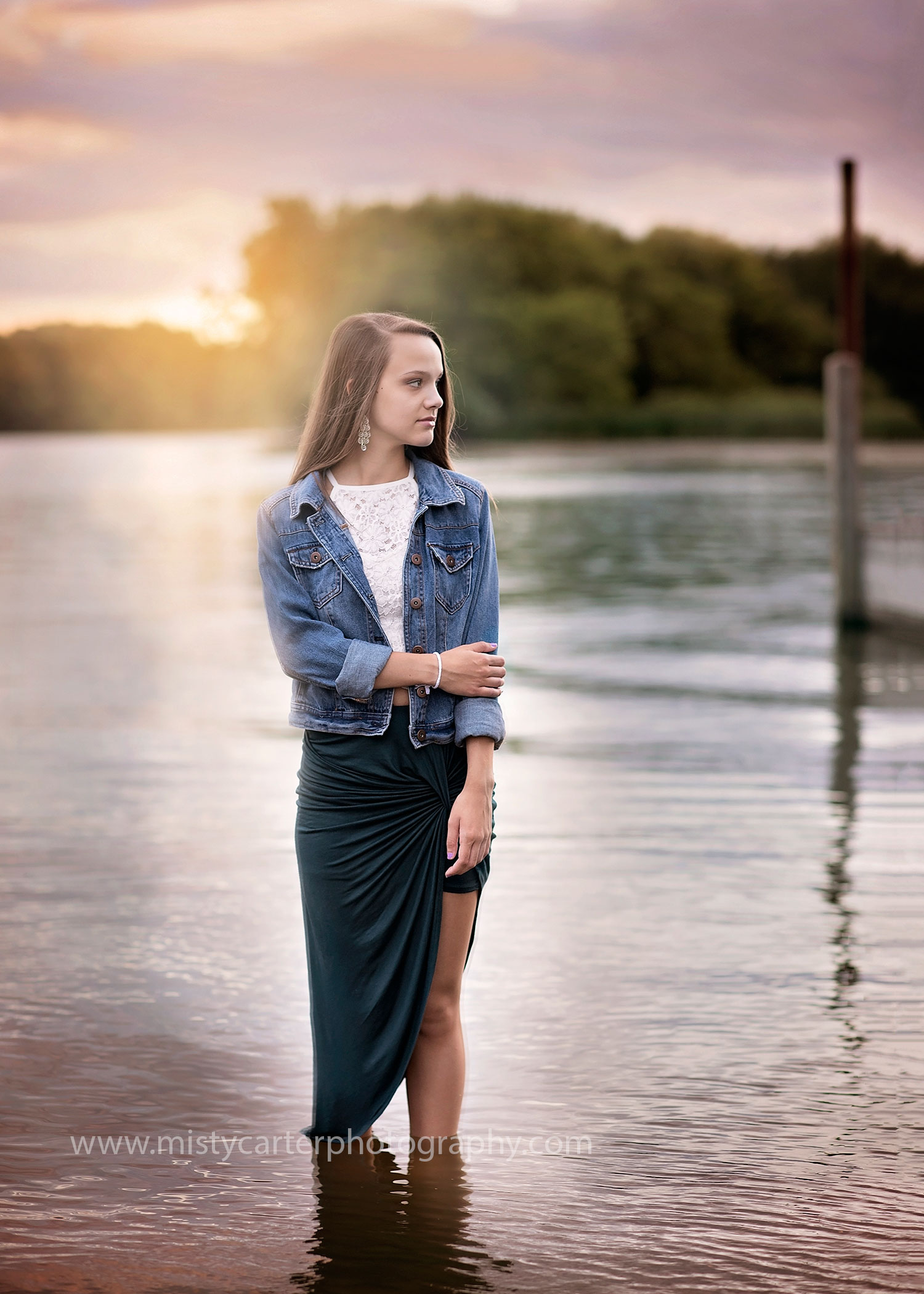 senior pictures misty carter photography cary il
