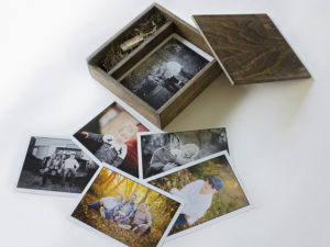 custom family pictures and usb